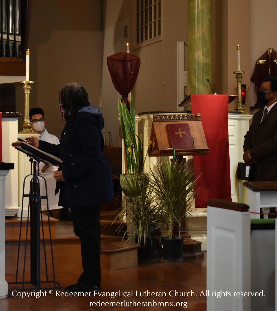 Holy Week at Redeemer