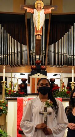 Pentecost Vigil  EYES Catechumenate