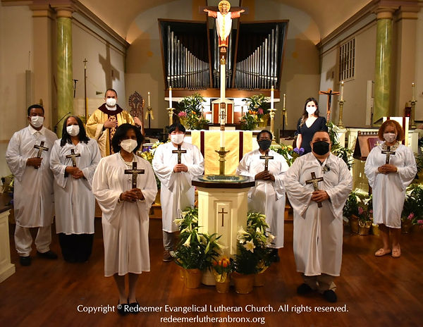 Great Vigil of Easter 2021