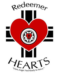 Redeemer HEARTS (Here, Eager And Ready to Serve)