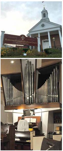 Redeemer Evangelical Lutheran Church History 4