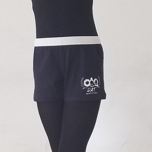 D.A.T. Cheer Shorts