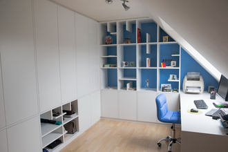 charming office