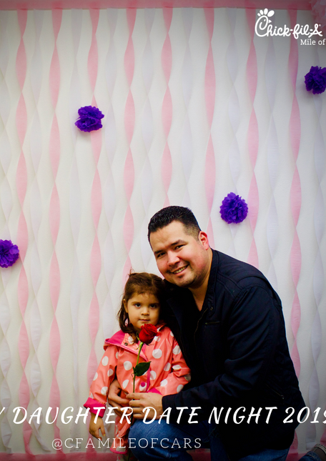 Daddy Daughter Date Night 2019