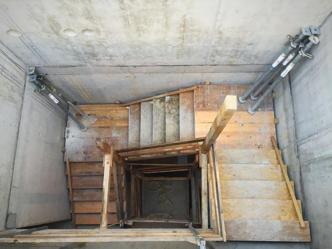 Treppe Haus 18