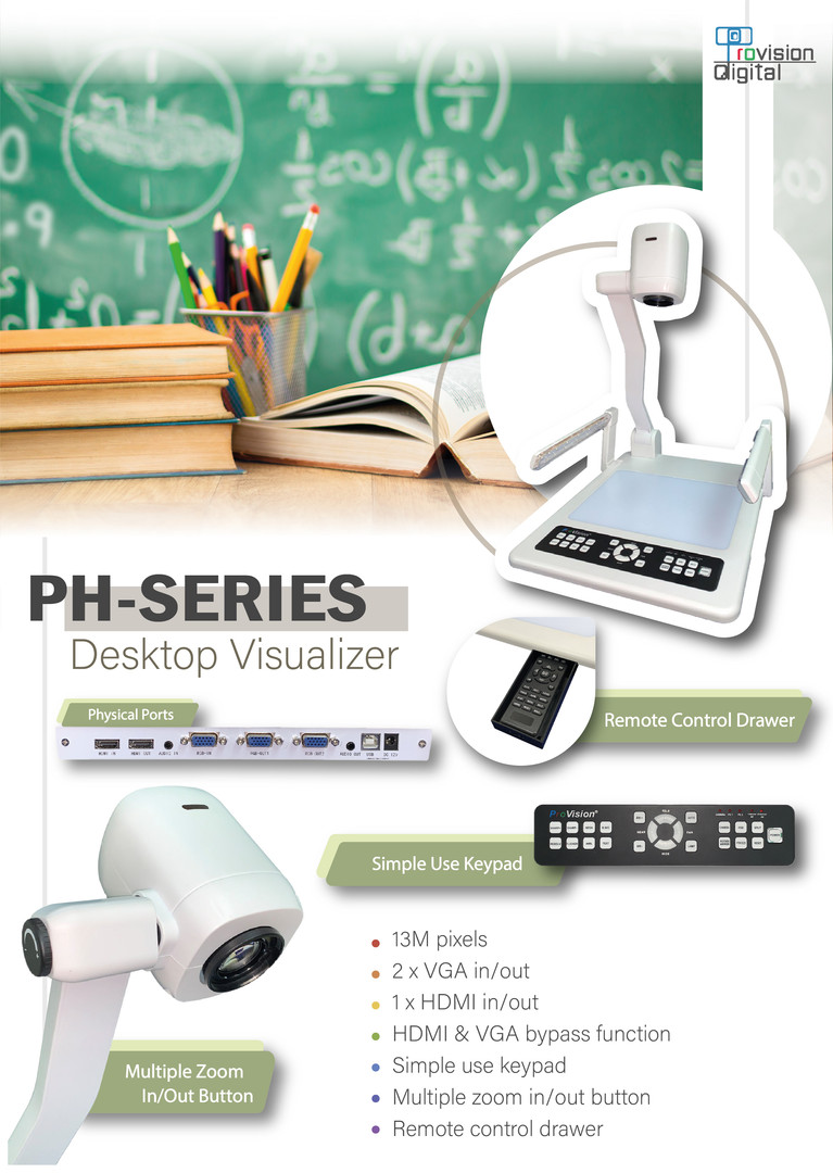 2020 - Visualizer PH series Catalogue_Pi