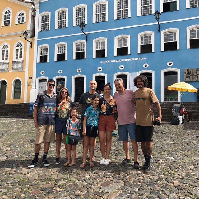 Tour Histórico com a família do Paraná ❤