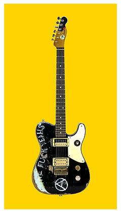 Punkaster (1983) on Puke Yellow