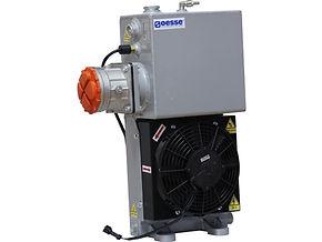 HM Series Hydrostatic Transmission Cooler