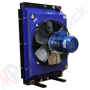 HY200 Series Oil Coolers with AC Driven Fan