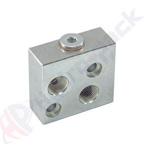 Brake Unclamping Valve for Motors MS