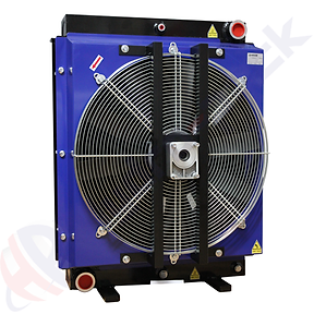 HY200 Series Oil Coolers with Gear Motor