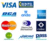 financiacion, medios de pagp, cuotas, tarjetas de crédito