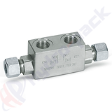 Double Check Valves Hydraulic Operation