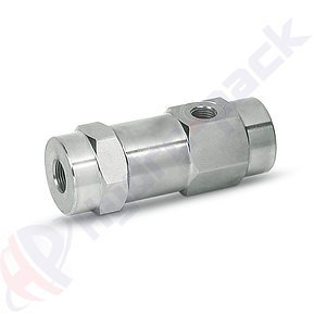 Check Valves with Hydraulic Operation