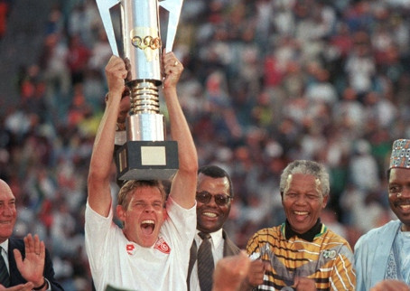 25 years on from Bafana's greatest day