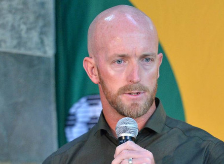 Matthew Booth's letter to Minister Nathi Mthethwa