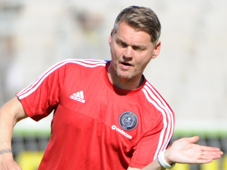 Struber replaces Carnell at New York Red Bulls