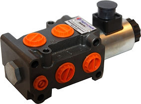 DVS6 Solenoid Directional Control Valves
