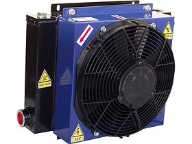 Hydraulic Oil Cooler HY 100 Series 12V