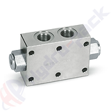 Double Check Valves Hydrualic Operation