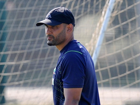 Buckley takes temporary charge of Maritzburg