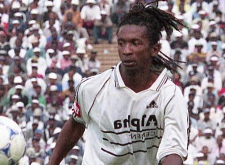 Thabo Mngomeni recalls tough days at Orlando Pirates