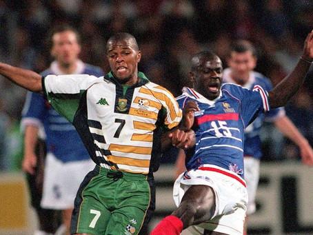VIDEO: Fortune recalls Bafana Bafana's World Cup debut