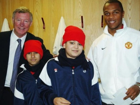 VIDEO: Fortune on the first time he met Sir Alex Ferguson