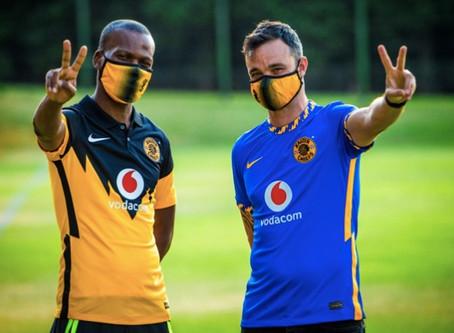Sheppard, Zwane get Kaizer Chiefs roles