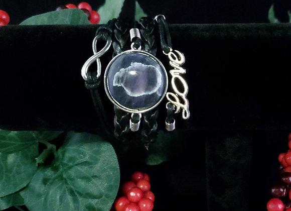 Love Bracelet- Lepidolite