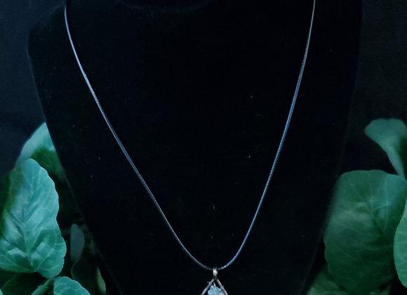 Tree of Life Necklace-Blue Quartz