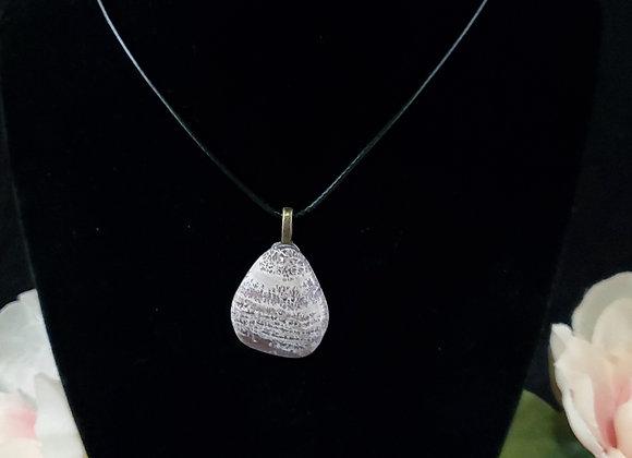 Polished Rock Necklace-Rhyolite