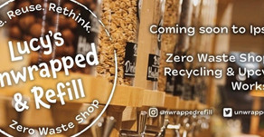 Unwrapped & Refill - the zero-waste shop coming soon to Ipswich
