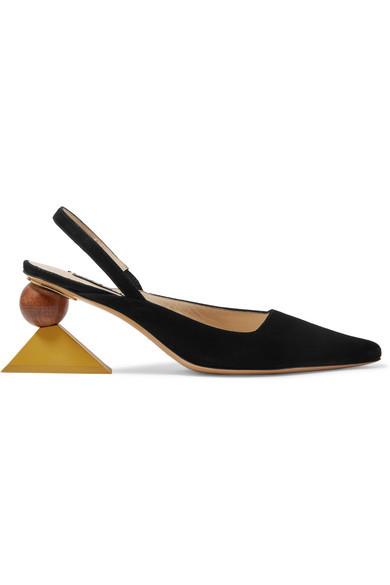 Jacquemus Ornamental Heels