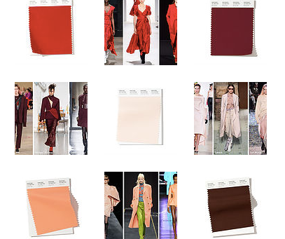 Fall/Winter  Color Trends Report