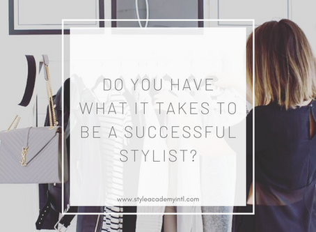 Do you Have What it Takes to be a Successful Stylist?