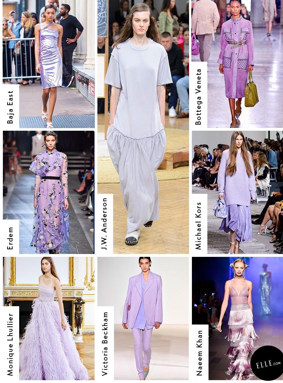 Lavender color for Spring-Elle.com