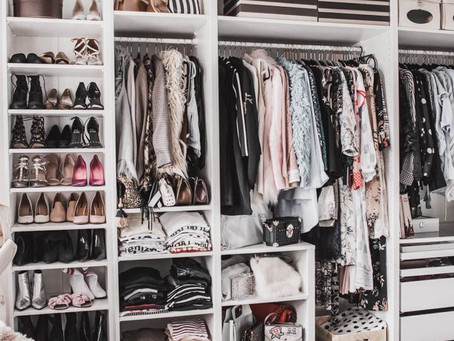 How To Perfect The Closet Audit
