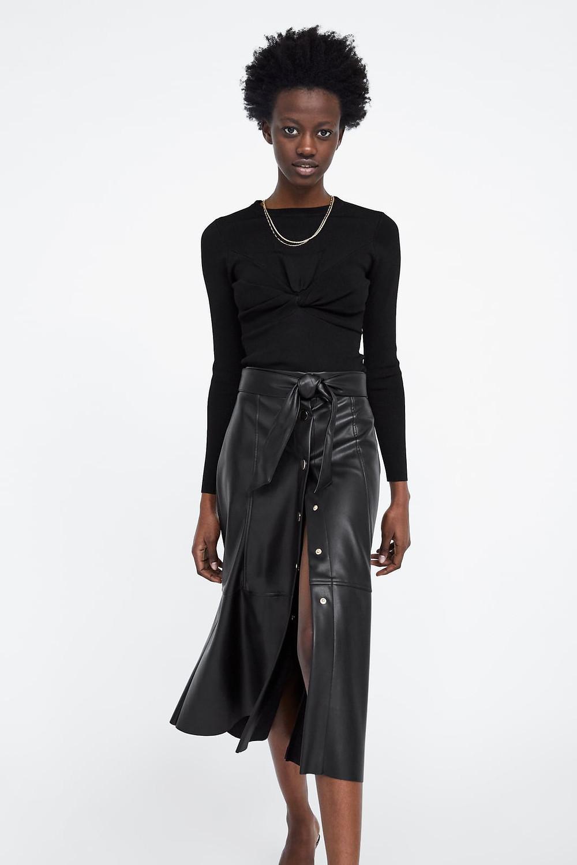 Zara Midi-skirt