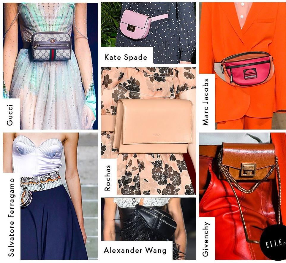 Fanny Packs/Bum Bags - Elle.com