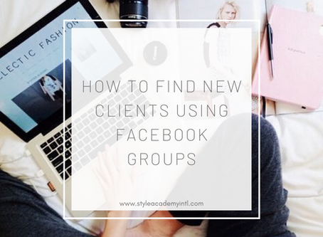 How To Find New Clients Using Facebook Groups