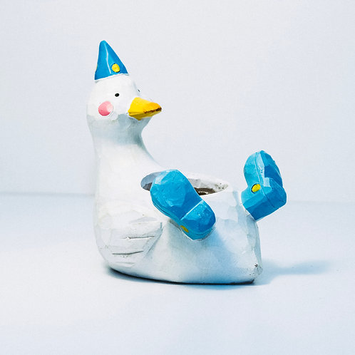 LOW-POLY TOON DUCK