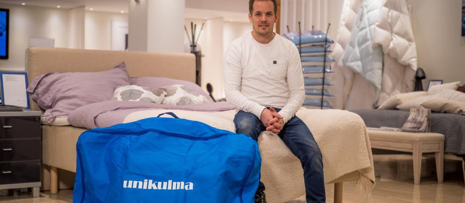 """Mika Kallio: """"On helpompi hypätä pyörän päälle, kun on nukkunut hyvin"""""""