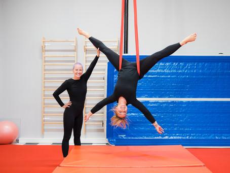 Ilma-akrobatia