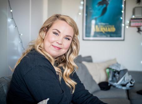 """Tinni Wikström: """"Uusi sänky on makkarin kruununjalokivi!"""""""