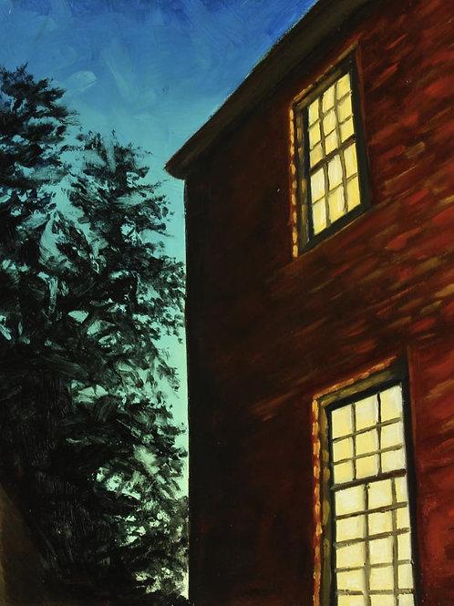 Aldie Mill (canvas) small