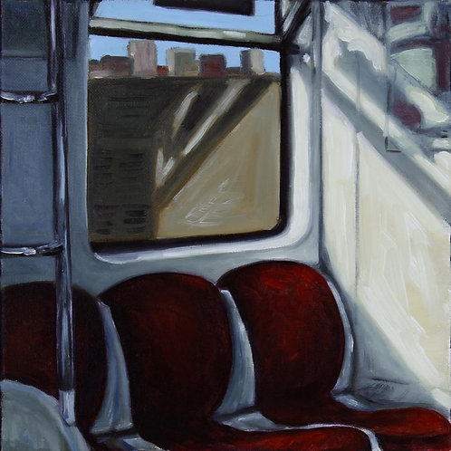 Train (canvas) large