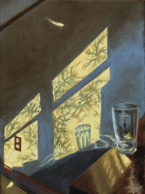 Jill's Light (canvas) small