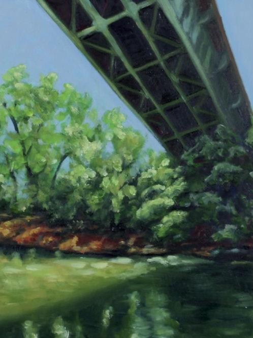 Bridge (canvas) small